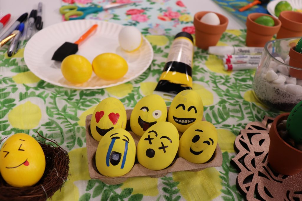 huevos emojis