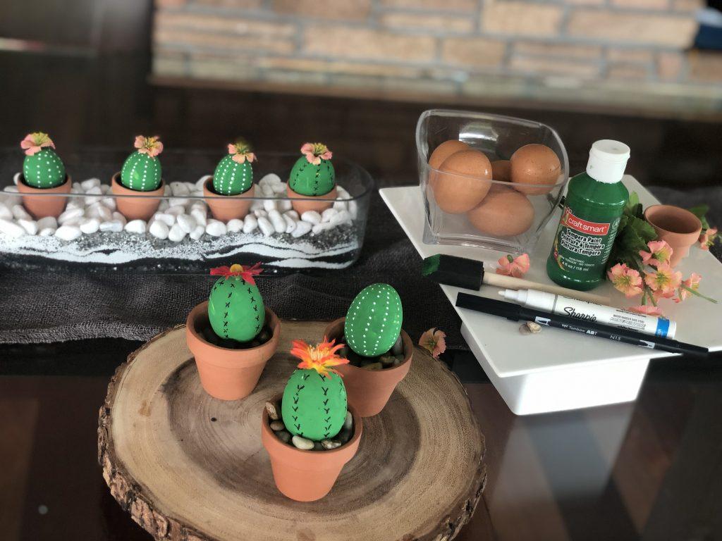 huevos de cactus