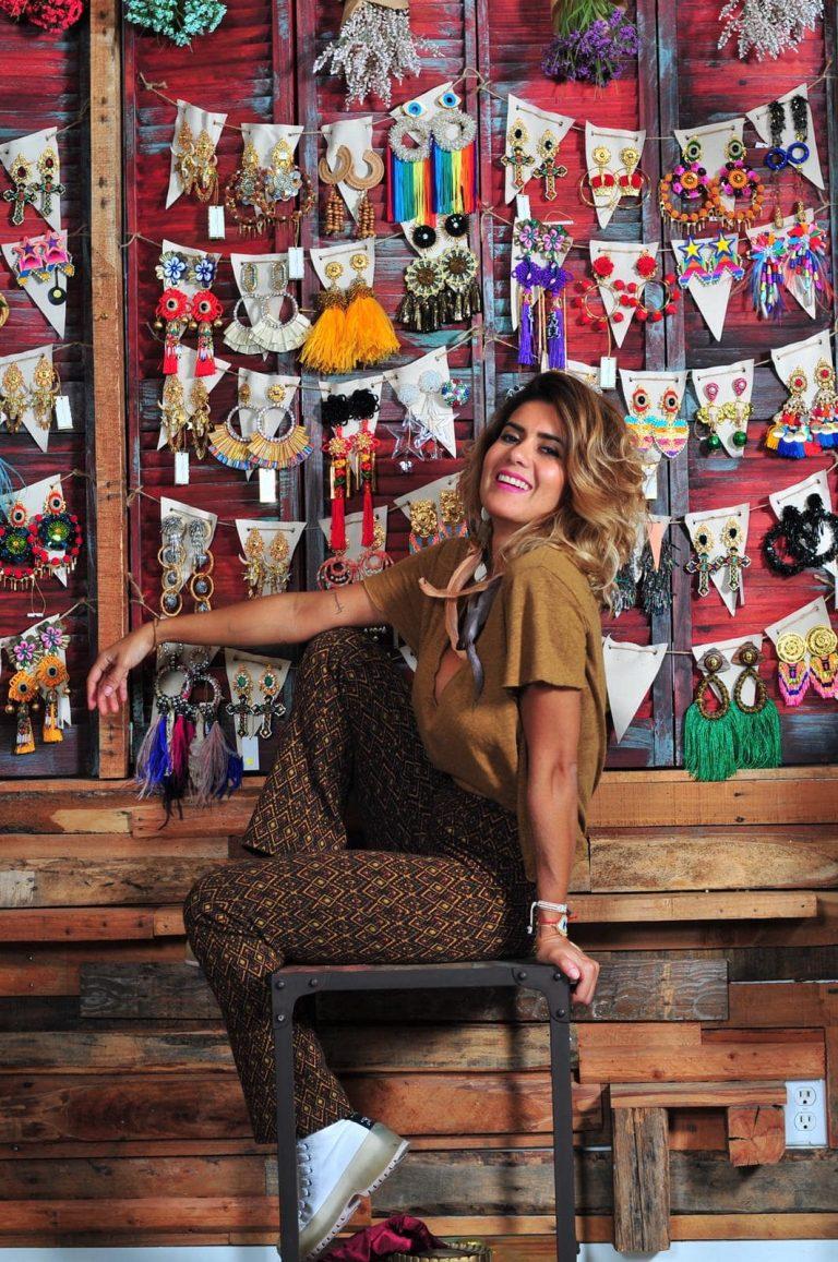 Katherine Cordero fashion jewelry designer