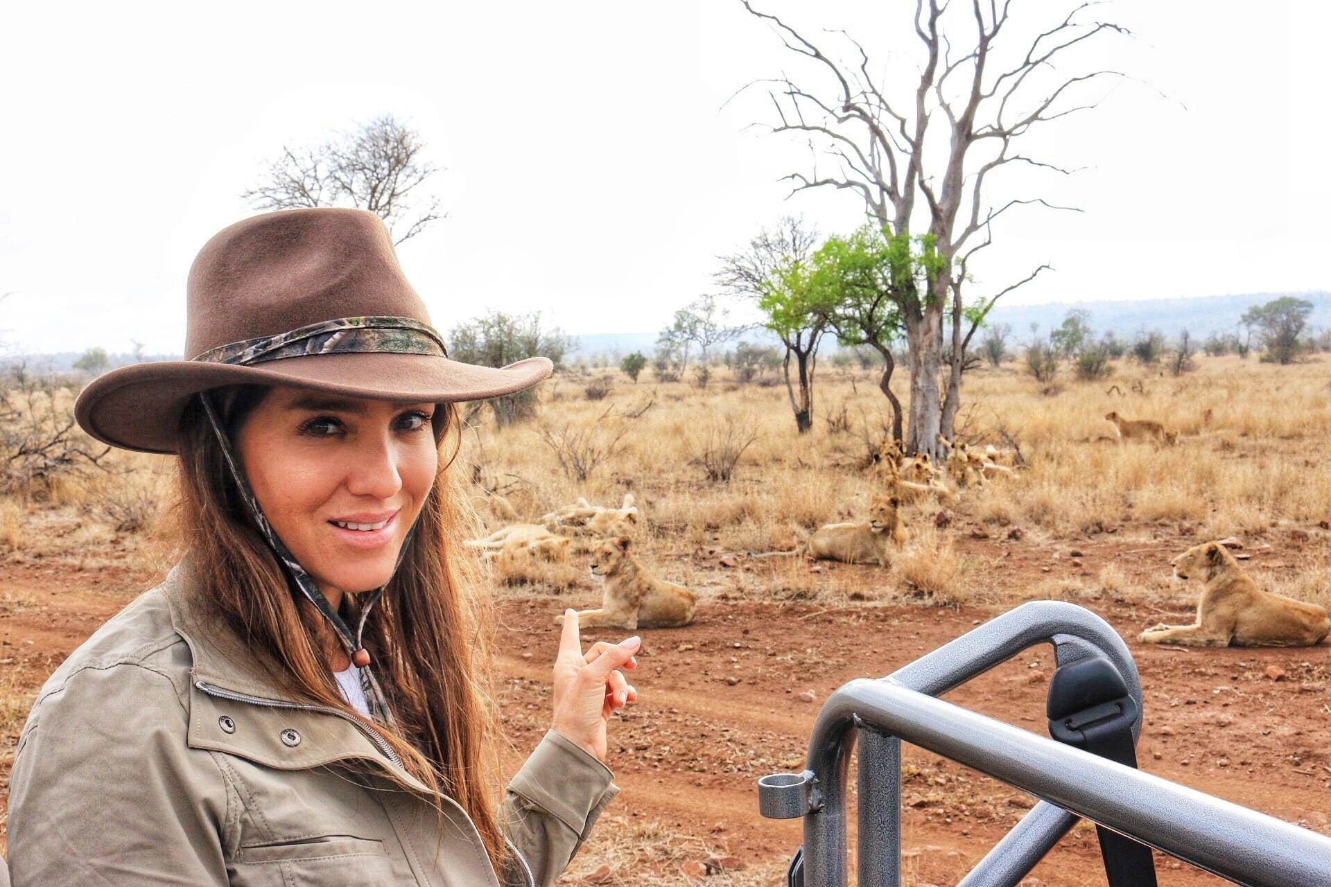 Como vestirte en un safari