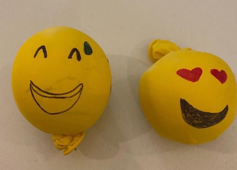 make antistress balls