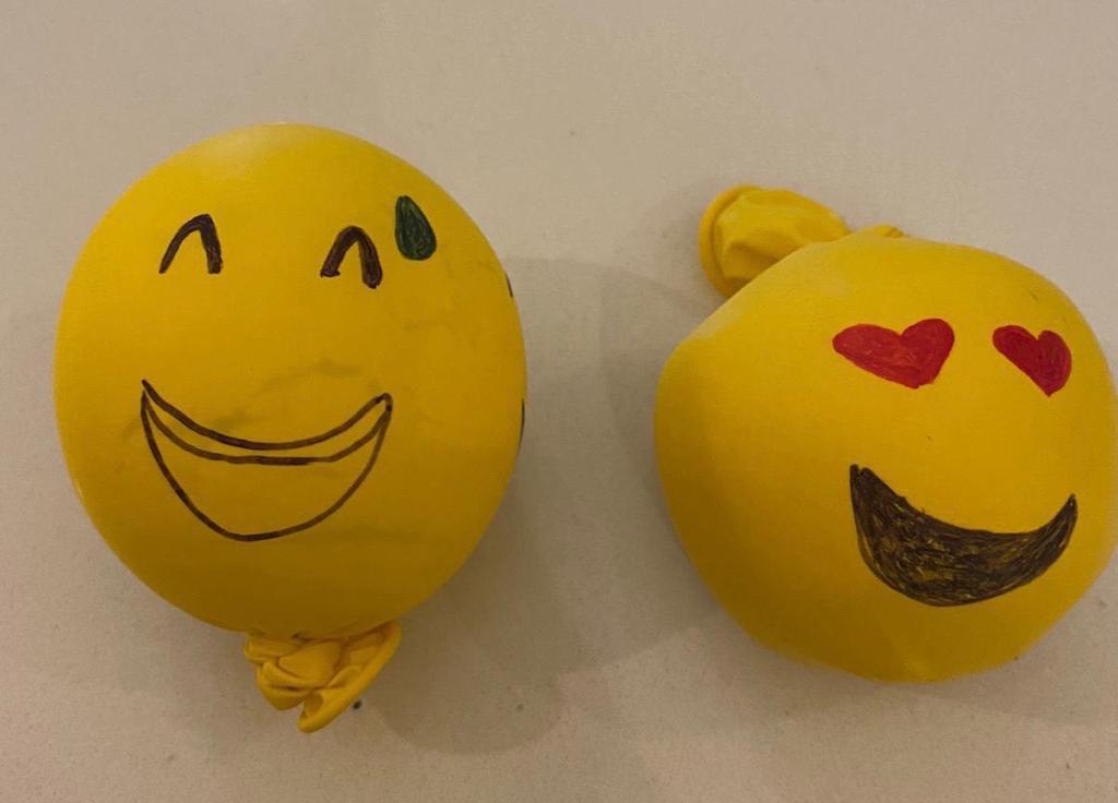 make antistress balls